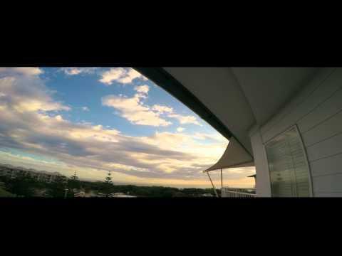GoPro Hero 4 4K Sunrise Timelapse: Kingscliff Australia