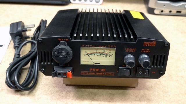 Nevada 30 Amp Power Supply PSW 30