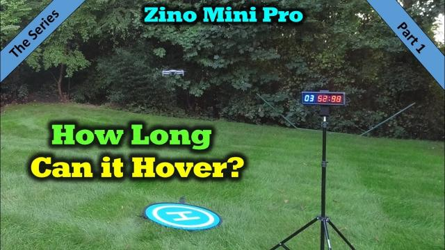 Hubsan Zino Mini Pro - Can it Really Fly for 40 Minutes?