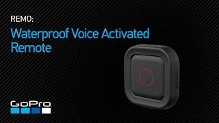 GoPro: Introducing Remo (Waterproof Voice Activated Remote)