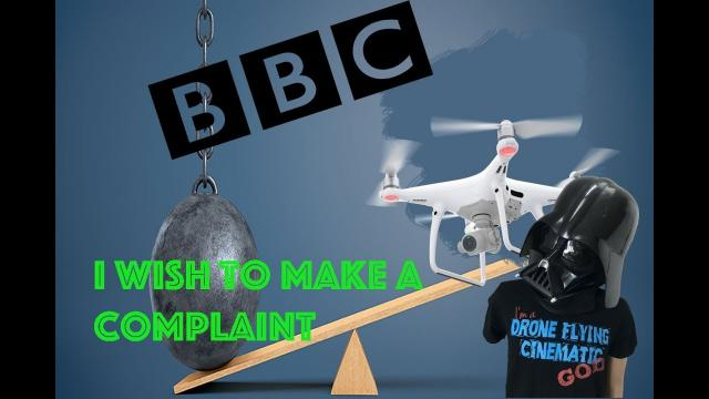 I wish to make a complaint! : The BBC Dead Drone Sketch