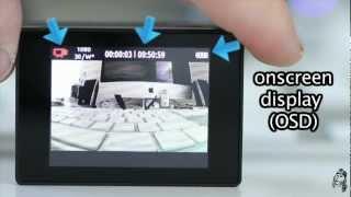 OSD? OnScreen Display - GoPro Tip #150