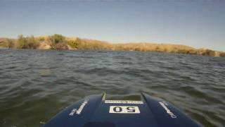 Venom King Of Shaves RC Boat With A GoPro HD On Board Camera