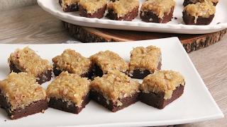 German Chocolate Cake Brownies | Episode 1140
