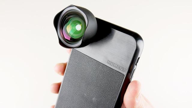 The Best Mobile Photography Tool - Moment Lens Review