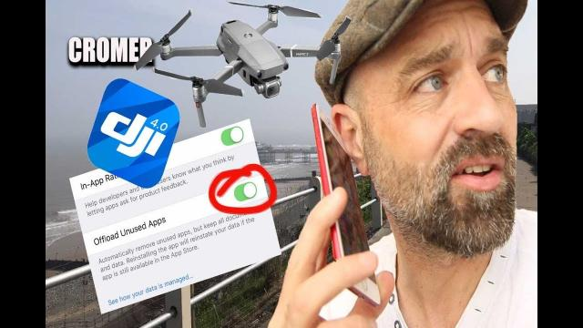 If you Fly Drones with DJIGO4 APP & iOS CHECK this setting before you fly