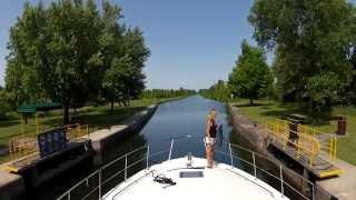 Sit Back Sunday - GoPro Boat Cruise Simcoe To Lock 38