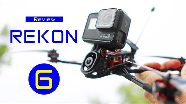 The REKON 6 drone can do everything!  Review
