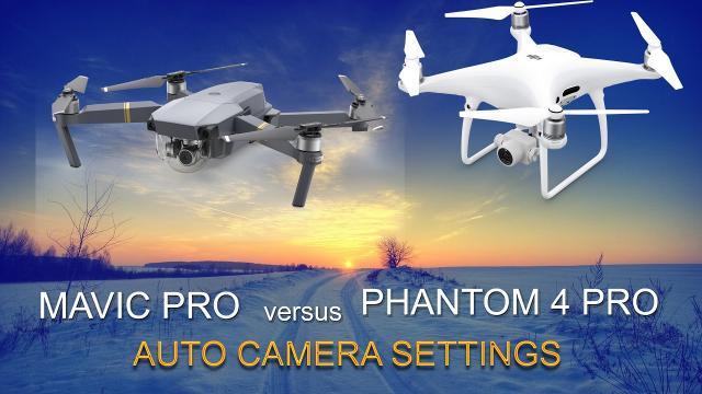 Ultimate DJI Mavic Pro Drone Camera Settings!! Sort of