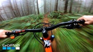 GoPro: Foggy Forest MTB