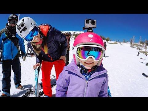 GoPro: Conquering The Mountain - The Life Of A Big Mountain Skier
