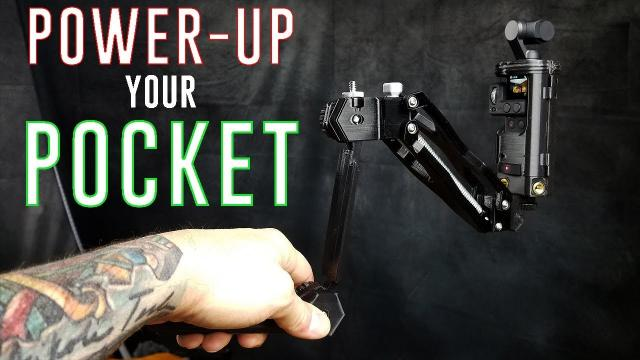 MUST HAVE gear for Osmo Pocket (4th Axis Stabilization) KEN HERON