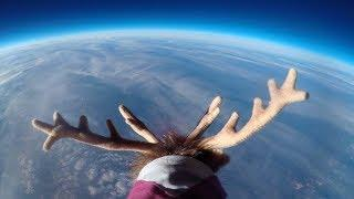 GoPro Awards: Rudolph's Christmas Eve Flight