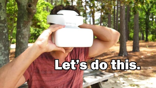 DJI Goggles: A True FPV Experience with the Mavic Pro and P4 Pro