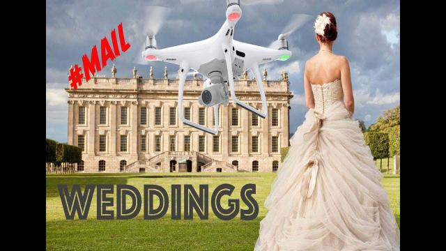Drones & Weddings. Should you Fly? //MAIL- #109
