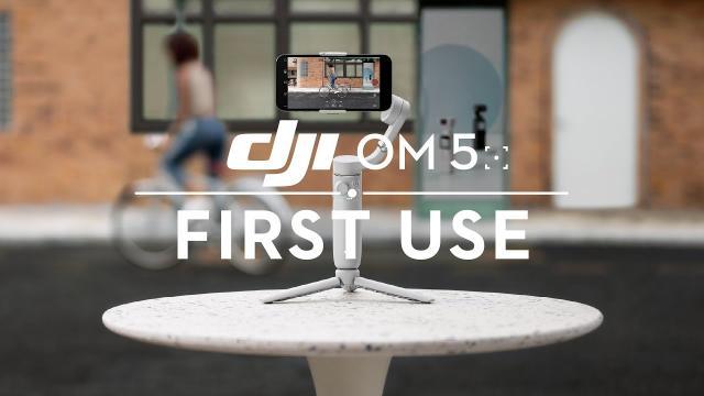 DJI OM5   How to Use DJI OM5
