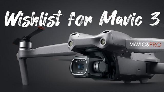 DJI MAVIC 3 If It Doesn't Have this Specs I'm not Buying it