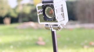 SteadyDrive - GoPro Hero Action Steady Gold - Trailer 2014
