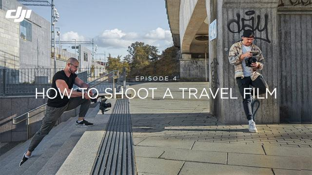 DJI Film School - How To Make A Travel Film With DJI RS 2
