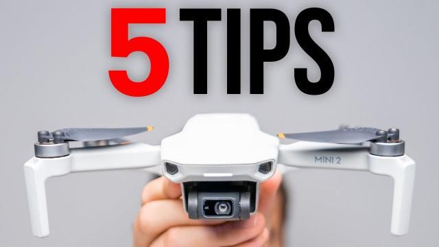 DJI Mini 2 - 5 Tips for New Fliers