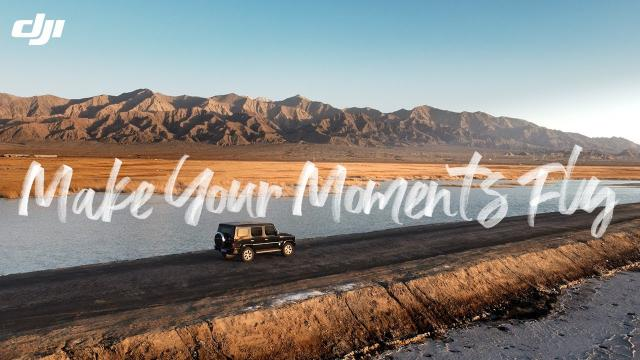 DJI Mini 2 - Make Your Moments Fly