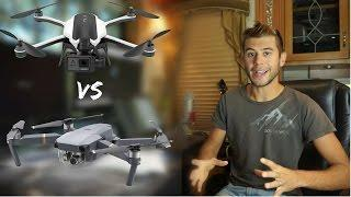 GOPRO KARMA VS DJI MAVIC - Which one is right for you?