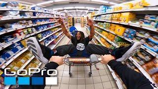 GoPro: Supermarket Skate