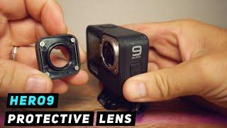 GoPro HERO9 Lens Removal / Installation - GoPro Tip #685 | MicBergsma