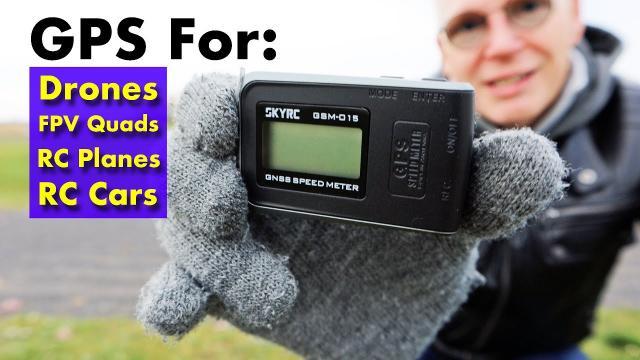 A mini GPS/GLONASS for Drones, FPV Quads, RC Planes, RC Cars -  SKYRC GSM-015