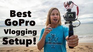 Best GoPro Vlogging Setup! GoPro Tip #643