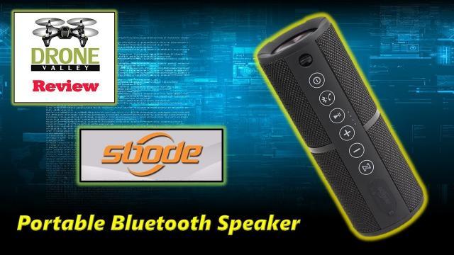 Sbode M400 Portable Bluetooth Speaker Review