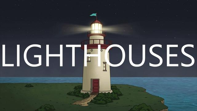 Viewer Drone Compilation - LIGHTHOUSES - Ken Heron