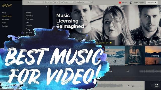 Best Music For YouTube Videos - ArtList.io Review - Music For Video