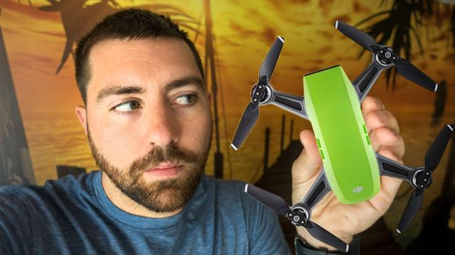 DJI SPARK - Should You Get It? Best Drone of 2017?