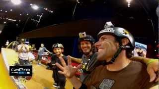 GoPro HD:  Skateboard Vert with Andy Macdonald, Bucky Lasek&Mitchie Brusco - Summer X Games 2012