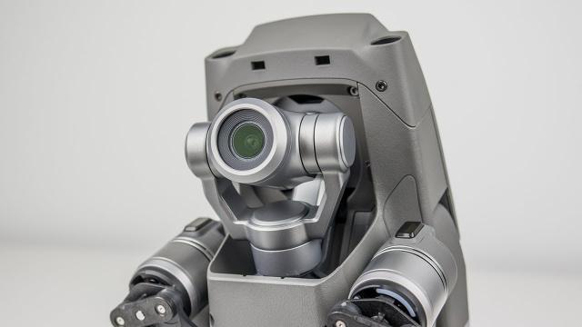 The Best DJI Mavic 2 Zoom Camera & Gimbal Settings   Walkthrough
