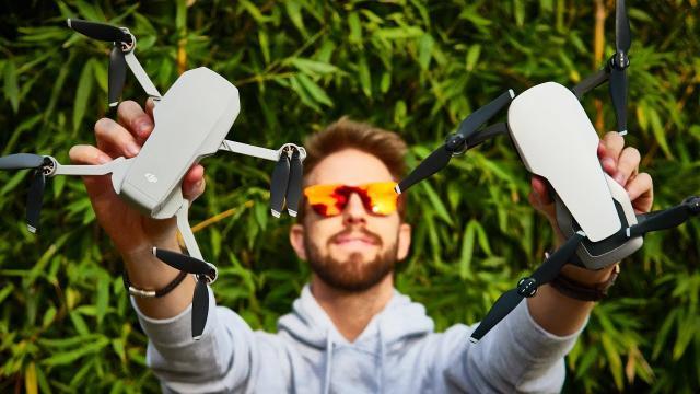 DJI MAVIC MINI VS MAVIC AIR BEST DRONE FOR TRAVELLING?