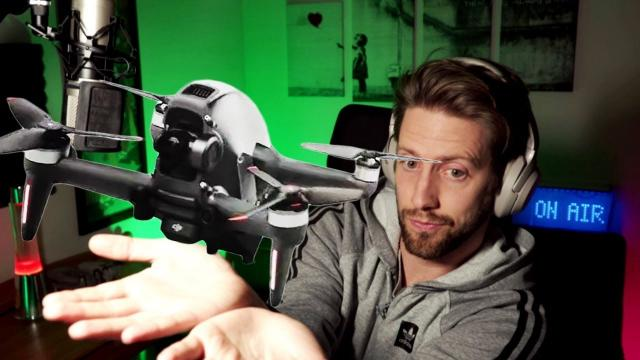 NEWEST DJI FPV DRONE LEAKS + REACTING TO YOUR VIDEOS