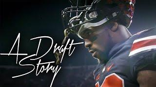 "GoPro Football: ""A Draft Story"" Tyvis Powell Day 1 