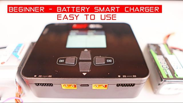 ISDT K1 Dual Smart Battery Charger - Designed For Beginners - Review