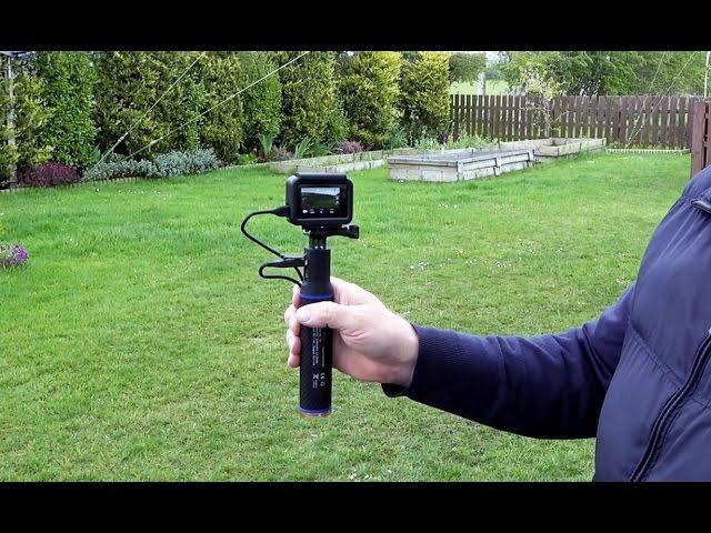 Lightweight Handheld P1 Power Hand Grip