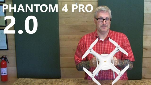 DJI Phantom 4 Pro 2.0 - Should you buy it? - KEN HERON