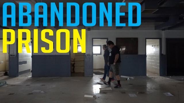 Ken and Dana go to Prison - KEN HERON