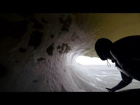GoPro: Andrew Gesler's Frosty Jersey Barrels - GoPro Of The World January Winner