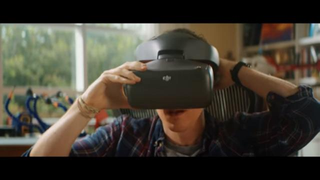 DJI Goggles RE - Go Further