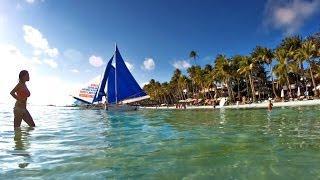 Boracay Island Philippines [ GoPro Hero Time Lapse ]