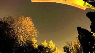 Milky Way Night-Lapse GoPro Hero 4 Black 1st Try