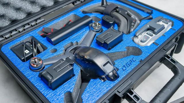 DJI FPV Drone - GPC Hard Case Overview