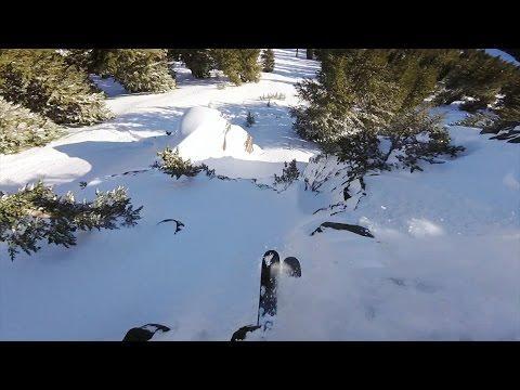 GoPro: Bernard Rosow's Mammoth Mountain Line - Line Of The Winter