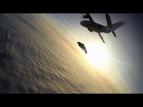 GoPro: Epic Russian Wingsuit In 4K